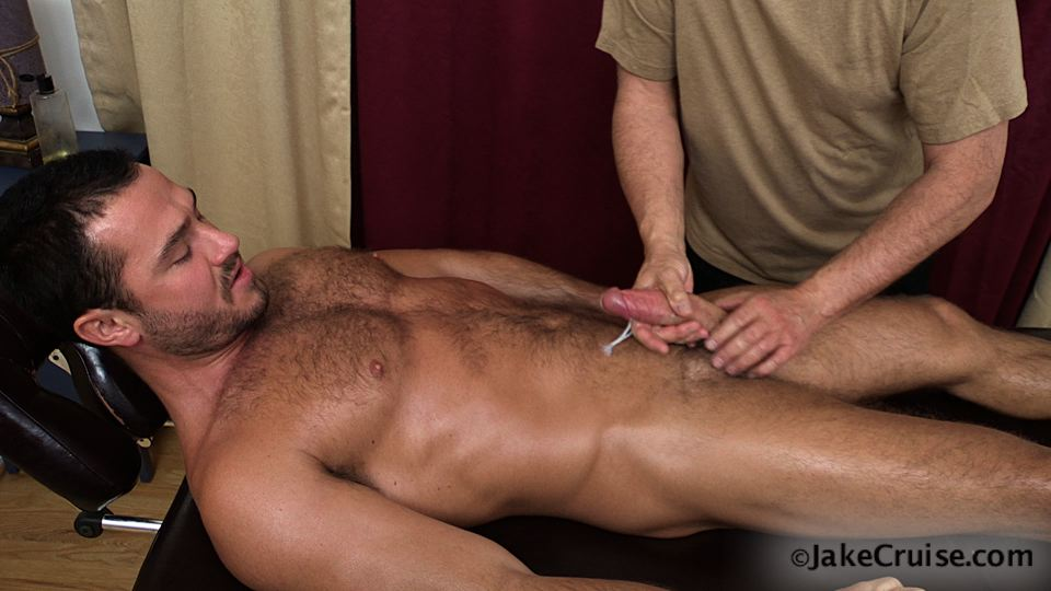 hairy gay massage therapist